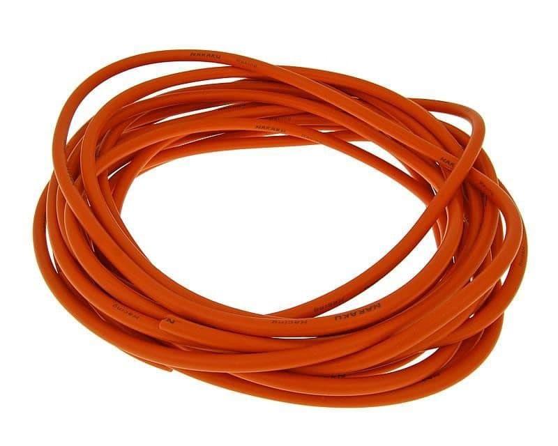 Bougiekabel Naraku 7Mm X 10M Oranje