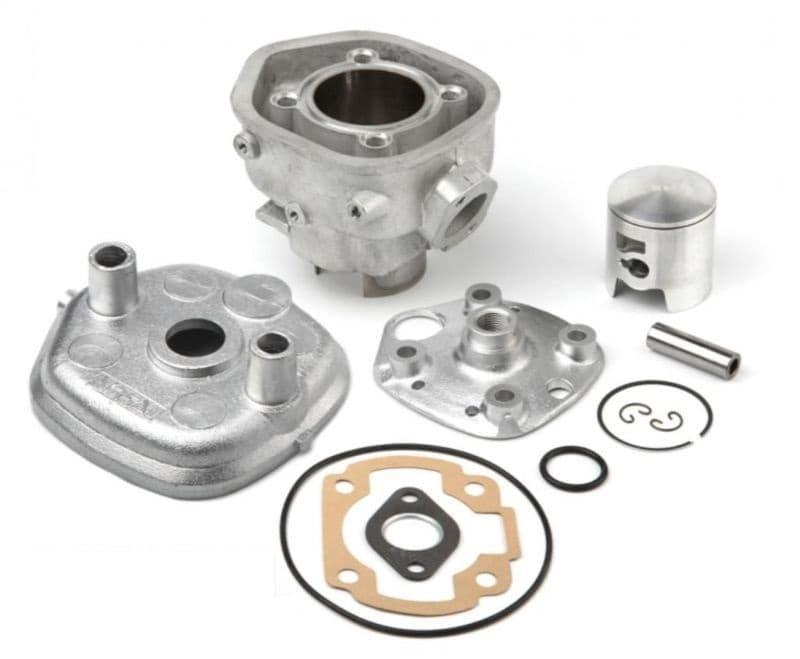 Cilinder + Kop Airsal | Cpi Gtr Lc