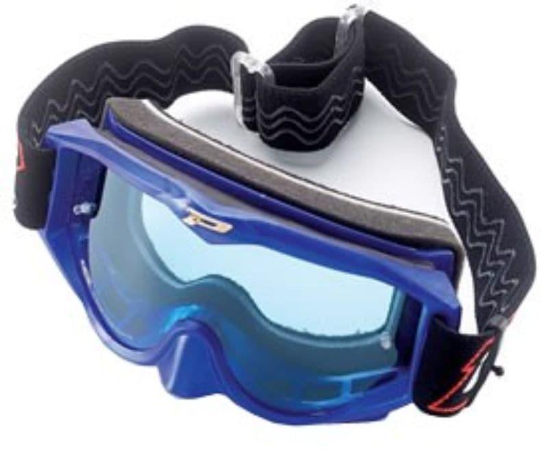 Crossbril Progrip 3200 Blauw