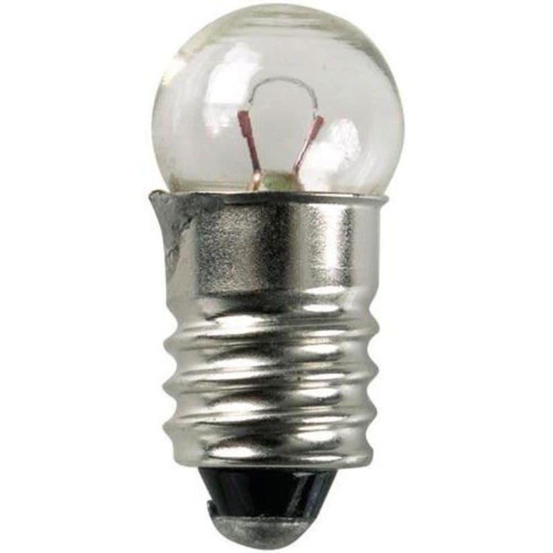 Lamp 12V - 3W E10 | Schroef