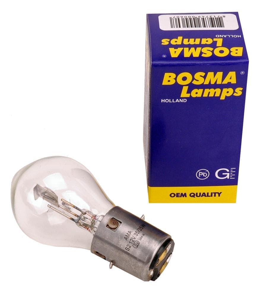 Lamp Bosma 12V - 35/35W Ba20D