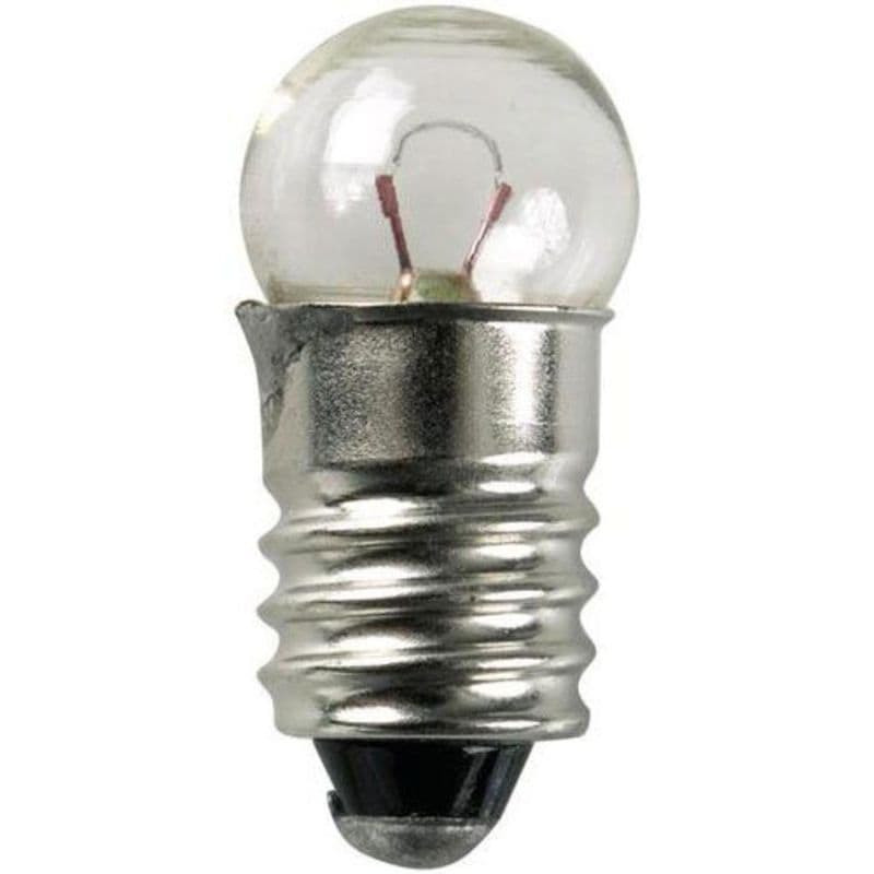 Lamp Bosma 6V - 3W E10   Schroef