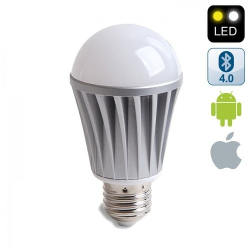 Lamp Led E27 Bluetooth Warm Wit