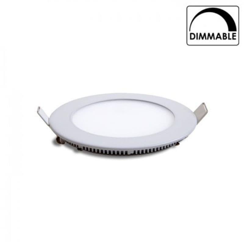 Lamp Led Paneel Rond 8W 15Cm