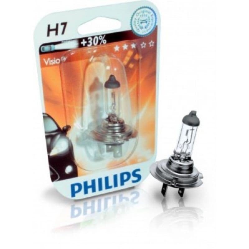 Lamp Philips 12V - 55W H7 Vision