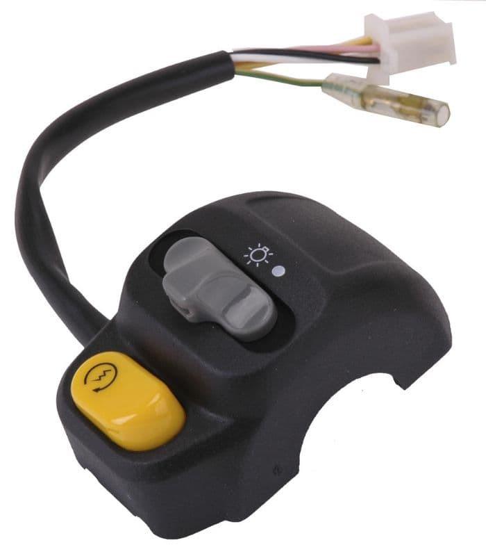 Lichtschakelaar Compl R F12