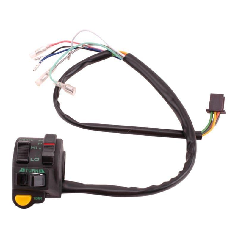 Lichtschakelaar Compleet   Honda Mt