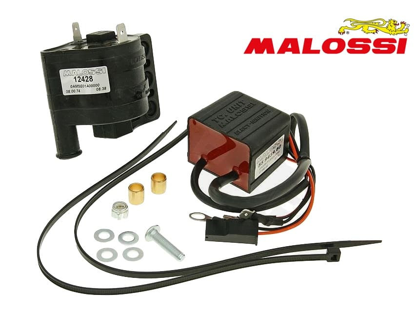 Tc Unit Malossi 55.9679 Derbi/ Italjet/ Suzuki (Morini) Old