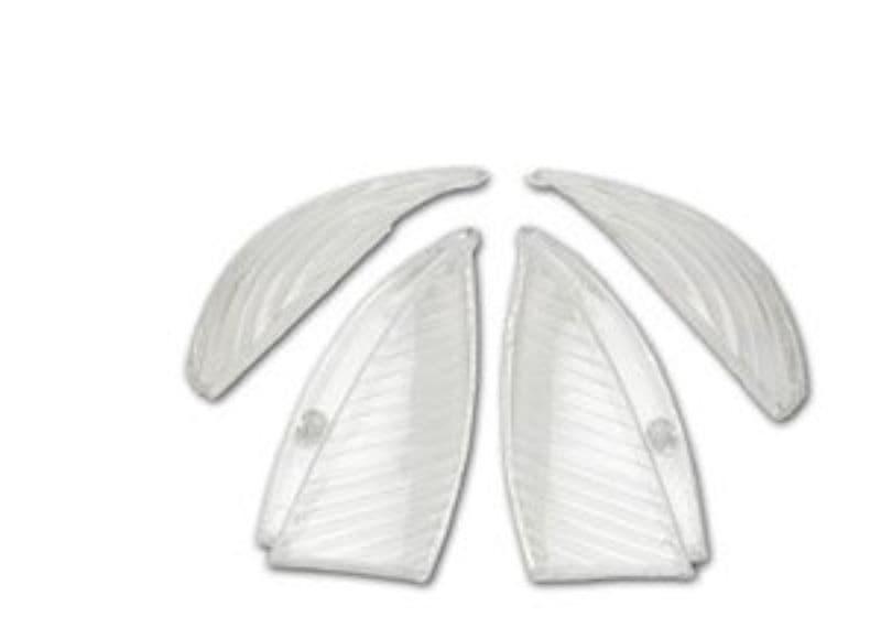 Raw Glasset Blank | Peugeot Vivacity