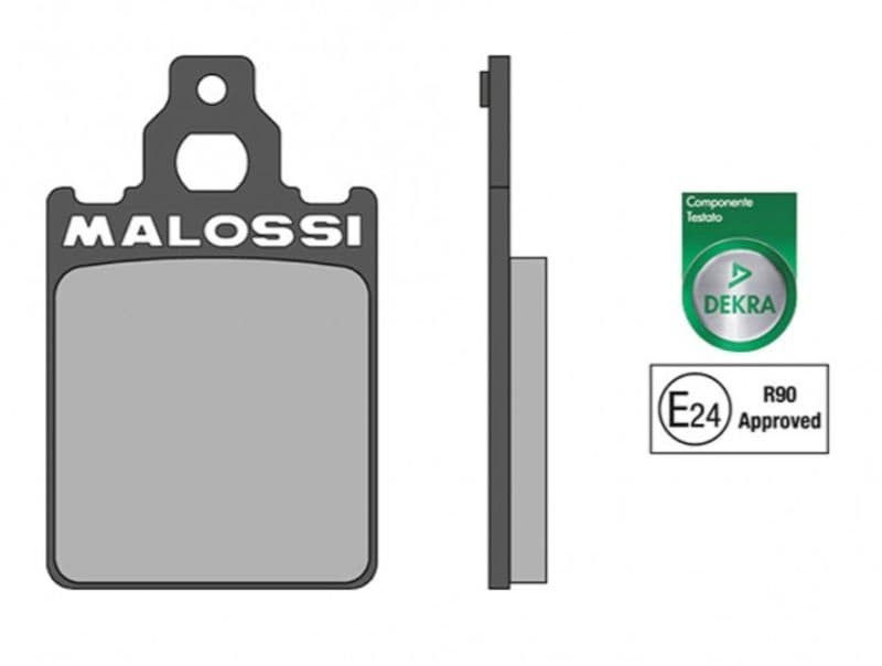 Remblokken Malossi Mhr | Vespa Lx / S - Zip 4T
