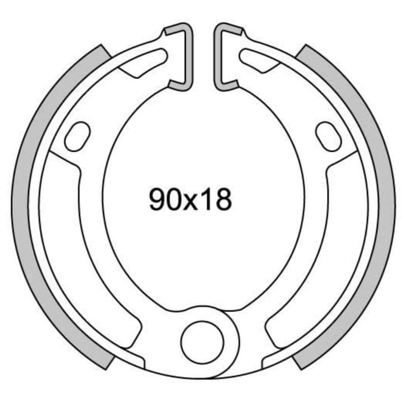 Remsegmenten New Fren Gf0210