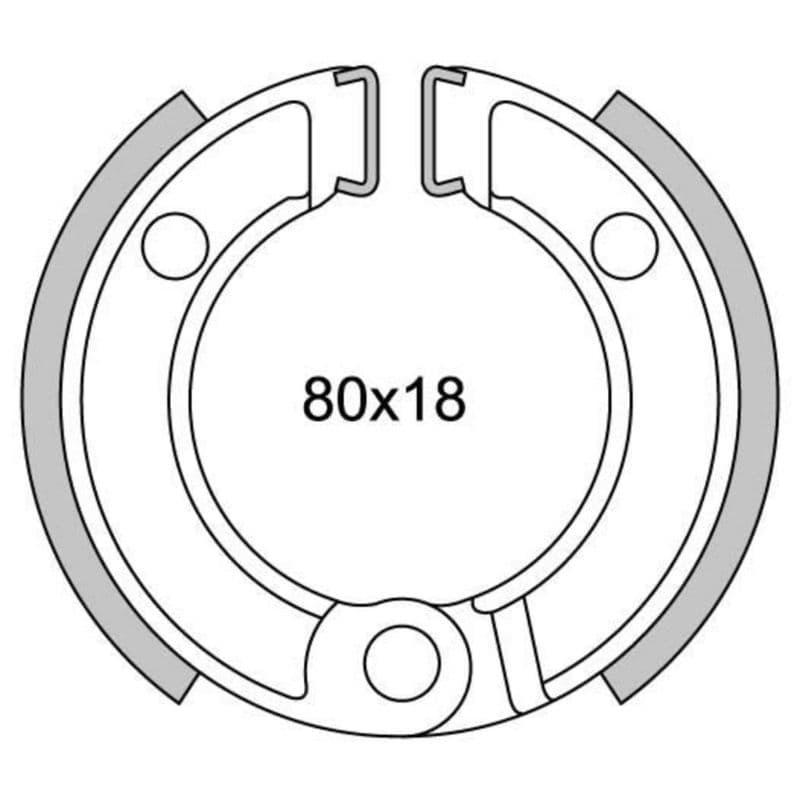 Remsegmenten New Fren Gf1093