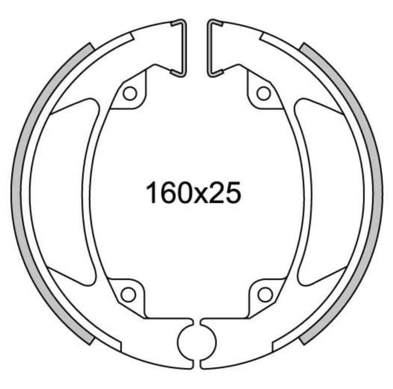 Remsegmenten New Fren Gf1136