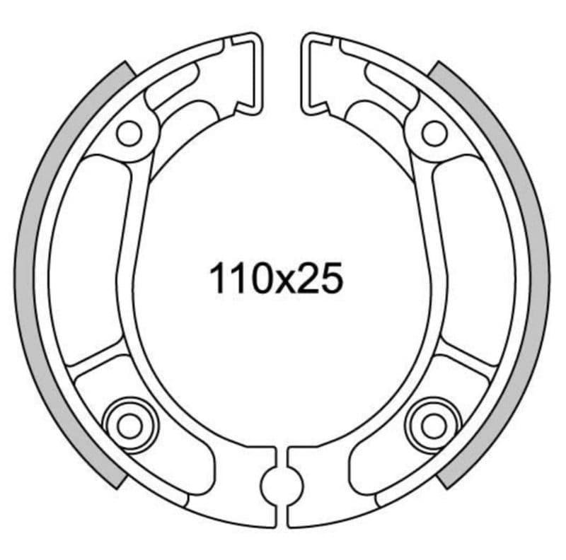Remsegmenten New Fren Gf1178
