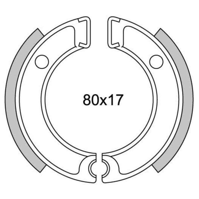 Remsegmenten New Fren Gf1193