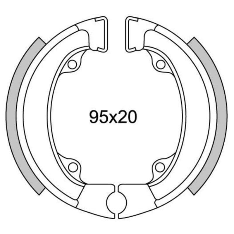 Remsegmenten New Fren Gf1198