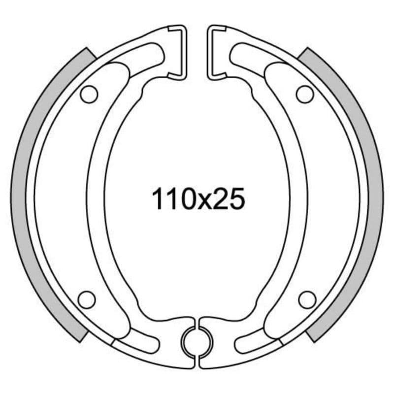 Remsegmenten New Fren Gf1200