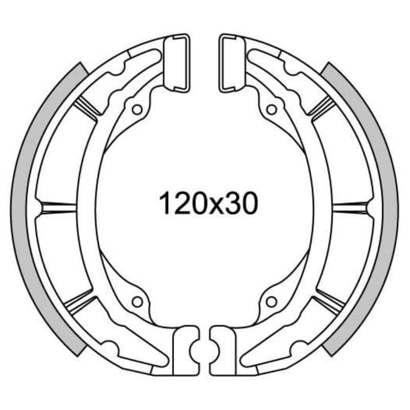 Remsegmenten New Fren Gf1228