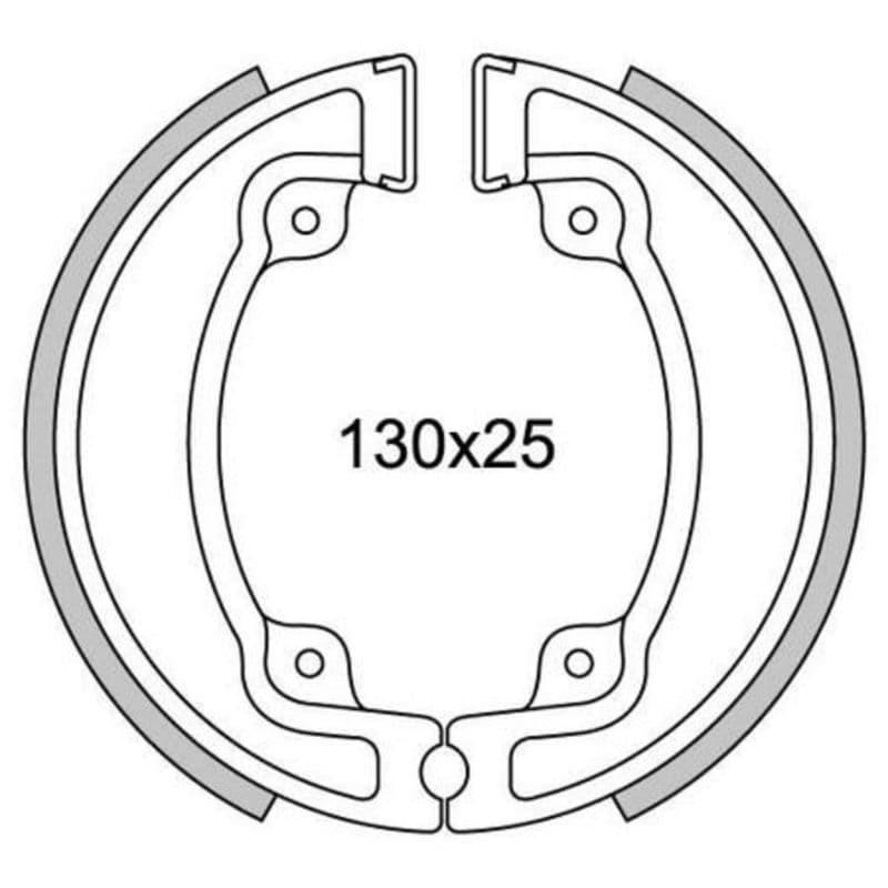 Remsegmenten New Fren Gf1310