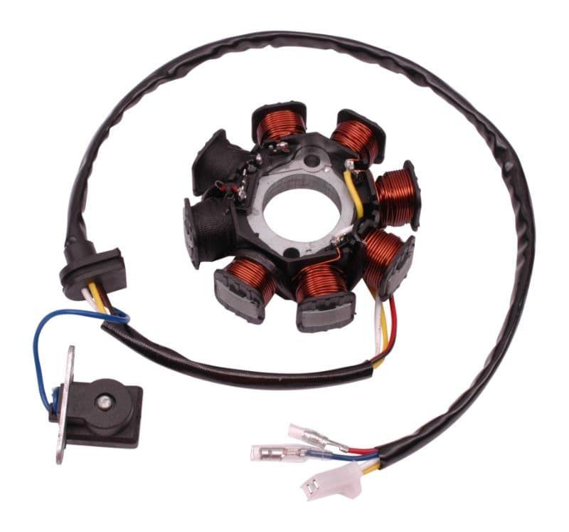 Stator Bobotech 2-Pins | Gy6 4T