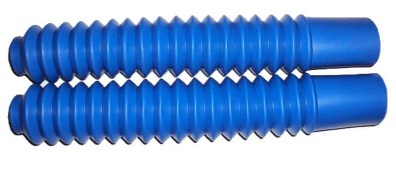 Voorvorkrubbers Blauw | Honda Mt