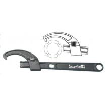 Balhoofdsleutel Verstelbaar Buzzetti