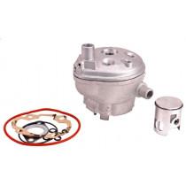 Cilinder + Kop Airsal | Minarelli Horizontaal Lc