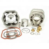 Cilinder + Kop Airsal | Piaggio Lc (5-Hoekig)