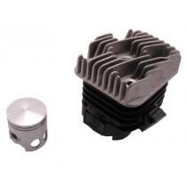 Cilinder + Kop Dr 47.0Mm | Minarelli Horizontaal Ac