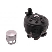 Cilinder + Kop Dr 47.0Mm | Minarelli Horizontaal Lc