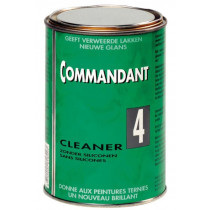 Commandant Cleaner Nr.4 (1Kg)