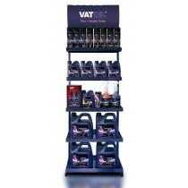 Display Vatoil Compleet Metaal