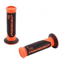 Handvaten Progrip 732 Zwart / Oranje