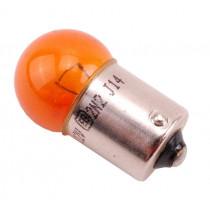 Lamp Bosma 12V - 10W Bau15S | Oranje