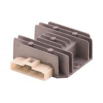 Spanningsregelaar 4-Polig (Plat) | Gy6 4T